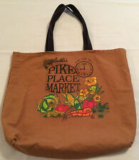 Seattle Pike Place Market Carry-On Bag