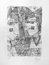 Grafica originale numerata - di Stefano Fiore (no litografia picasso)