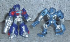 Transformers Robot Heroes Protoform Optimus Prime Figuras Revenge Of The Caído