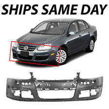 NEW Primered - Front Bumper Cover Fascia for 2005-2010 VW Jetta GTI Sedan 05-10