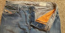 Diesel Industry  ZAF Boot Cut Button Fly Denim  Jeans - Actual 32x29 (Tag 32x34)