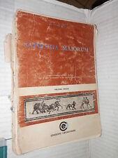 SAPIENTIA MAIORUM Vol 3 Morfologia e sintassi latina Antonio Sando Cremonese di