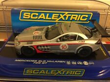 Scalextric Mercedes SLR Mclaren 722 GT C3294 Brand New Boxed