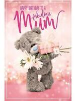 Happy Birthday to a Fabulous MUM - Medium 3D - Tatty Teddy Me to You - Card