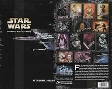 STAR WARS CELEBRATION VI - 15 POSTCARDS