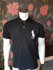 Ralph Lauren  Short Sleeved Polo Shirt Large Pony  SIZE SMALL FREE UK PP