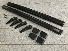 Golf1 Jetta1 Cabriolet Metal Bumper Black Pulverbeschichet KOMPLETT-SET-1