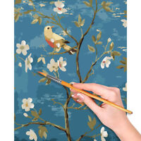 Little Birds Paint by Numbers Kit DIY Oil Painting For Adult Children Beginners