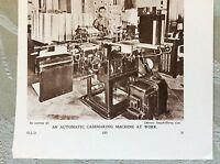 m17a7 book picture ephemera 1930s messrs smyth horne ltd casemaking machine