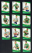 2014  CANBERRA RAIDERS  TRADERS  RUGBY LEAGUE CARDS