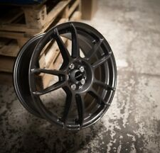"""ALLOY WHEELS X 4 17"""" GM DARE X5 FOR LAND ROVER FREELANDER DISCOVERY SPORT EVOQUE"""