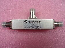 MICROLAB/FXR DK-58FN UNEQUAL POWER SPLITTER, 4:1, 6 dB, N CONN. 380-1550-1650-27