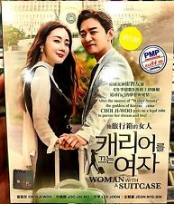 Woman with a Suitcase (Chapter 1 - 16 End) ~ 5-DVD SET ~English Sub Korean Drama