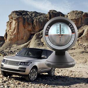 SUV 4WD Angle Tilt Indicator Level Safety Finder Gradient Balancer Slope Meter