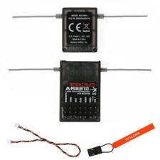 Full Range 6-CH AR6210 DSMX Receiver RX support DSM2 For Spektrum transmitter TX