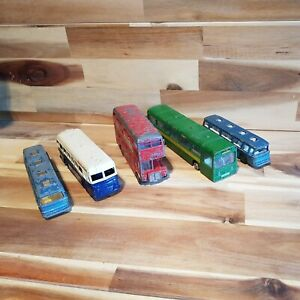 Dinky toys . vintage toy cars, spares or repair. Busses  veichels.