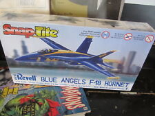 Revell Snaptite Blue Angels F-18 Hornet scale 1:72 NEW SEALED