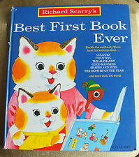 Best Bedtime Book Ever by Richard Scarry (Hardback, 1988)