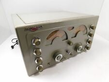 National NC-183 Ham Radio Communications Receiver Working Condition SN 2020552