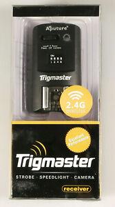 PRL) APUTURE TRIGMASTER MXrcr-N RECEIVER RX NIKON CAMERA FLASH WIRELESS 2.4 G