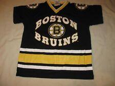 Boston Bruins Joe Thornton Jersey Youth Medium 10-12 Boys NHL Winning Goal 90s