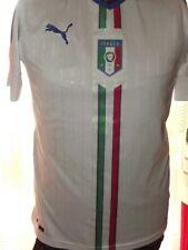 2016-17 Italy Italia Away Puma (S) Shirt Jersey Maillot Camiseta Maglia Trikot