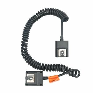 Godox Off Camera Hot Shoe Flash Sync Cable TTL Cord For Nikon Speedlite As SC-28