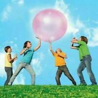 Bubble Ball Aufblasbarer Riesenball Wasserball Wasserballon Spielzeug 4 Farben