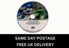 The Ultimate Fish Video Aquarium Relaxation DVD  (Free UK Delivery) *