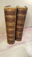 OEUVRES COMPLETES DE MOLIERE / Paris - Furne Jouvet et C.ie - 1869 2 VOLUMI