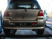Direct Fit TOYOTA YARIS T-SPORT VVT-I STAINLESS  EXHAUST Mid- Sport or Sport
