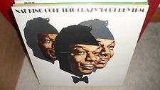 NAT KING COLE TRIO crazy'bout rhythm ( jazz ) - uk -