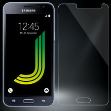 3 x Panzerglas Schutzfolie Panzerfolie für Samsung Galaxy J3 (2016) Echt Glas 9H