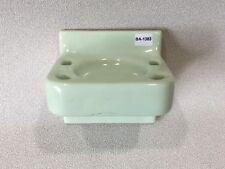 BA-1383 Vintage Ceramic Bathroom Mint Green Toothbrush & Cup Holder AI
