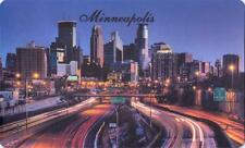 Minneapolis Minnesota Gorgeous Souvenir Magnet #135