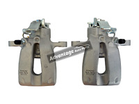 FOR FIAT 500 / 500C FROM 2007 REAR RIGHT & LEFT BRAKE CALIPERS NEW PAIR