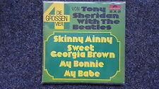Tony Sheridan & Beatles - Die grossen Vier 7'' EP [Skinny Minny/ My Bonnie]