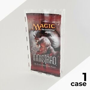 Booster Pack Display Case Box for Magic The Gathering MTG, Framing-Grade Acrylic