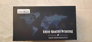 Officeworld 4 PACK For HP410X 410A  M477dw M452fnw M452dw M452dn TONER Cartridge