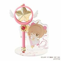Card Captor Sakura strap pen & stand star wand JAPAN 2018