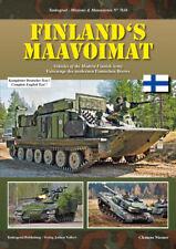 Tankograd 7030 Finland's Maavoimat Vehicles of the modern Finnish Army