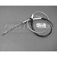 First Line Parking Hand Brake Cable Handbrake FKB1084 - 5 YEAR WARRANTY
