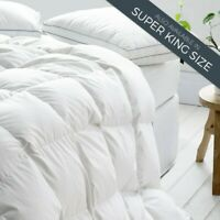 Gainsborough 85/15 Duck Down Doona|Quilt SUPERKING|KING|QUEEN|DOUBLE|SINGLE