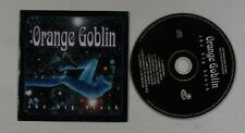 Orange Goblin The Big Black UK Adv Cardcover CD 2000 Stoner Rock