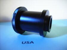 leica 2 DM R I L 35 mm trinocular tube 2 Canon EOS W / APS-C sensor -all cameras