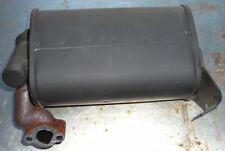 Honda Eu3000is 18310 Zs9 A02 Exhaust Muffler Inverter Generator