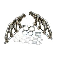 Header Manifold Fits LS1 LS6 LSX GM V8 Chevy Up & Forward Turbo Headers Manifold