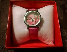 Betty Boop Battery Operated Watch, Hands On Hips, Kisses, MINT in Original Box!