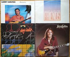 ♫ 4 classic LARRY CARLTON albums  - vinyl in very good to excellent condition ♫