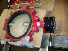 Flow Line Butterfly Valves Series 71-ANSI, 4 ea. 10